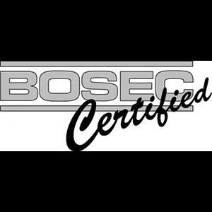 Certification BOSEC