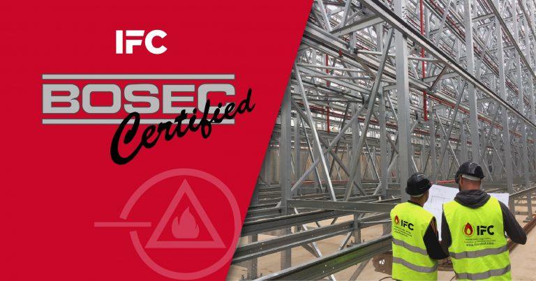 certification bosec by ifc