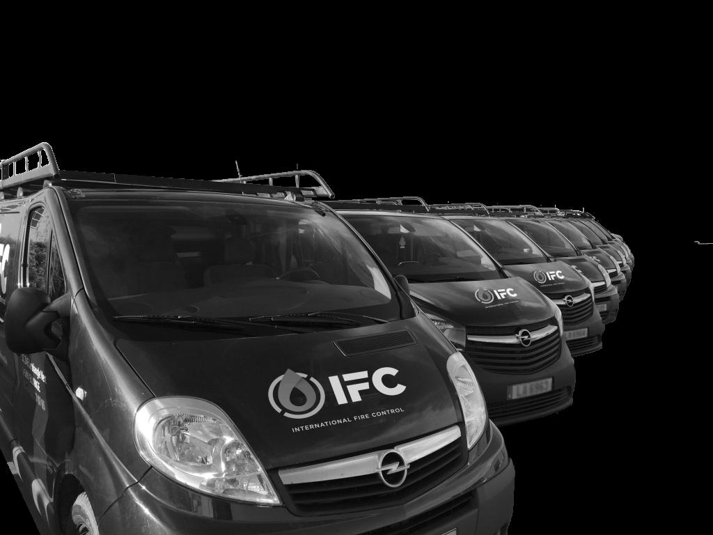 Flotte véhicule IFC
